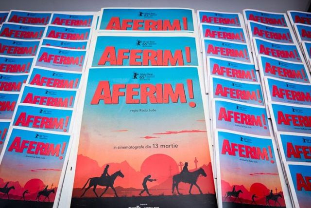 Aferim Poster