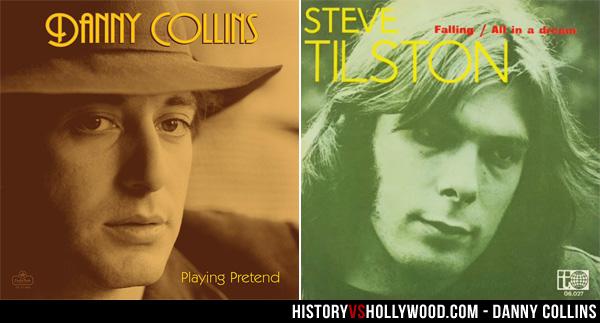 Danny Collins Al Pacino vs Real Danny Collins