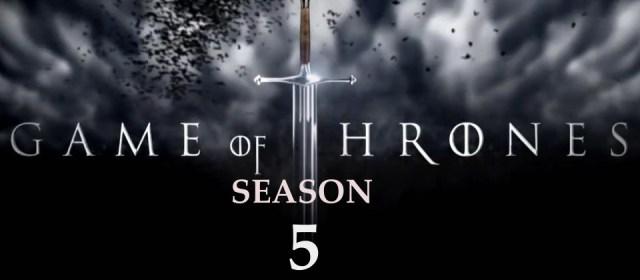 Game of Thrones – Urzeala tronurilor