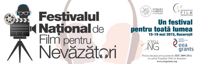 Festivalul National de film pentru nevazatori