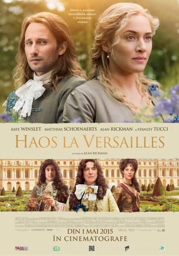 Haos la Versailles POSTER