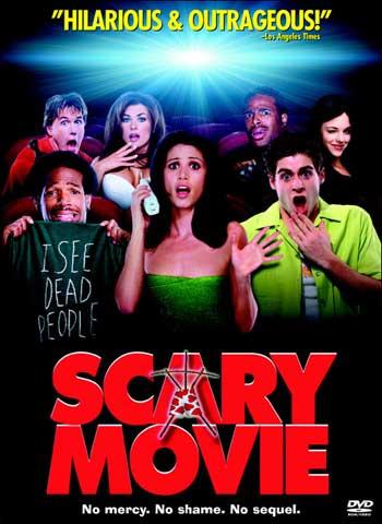 Scary Movie, una dintre cele mai celebre serii de parodii