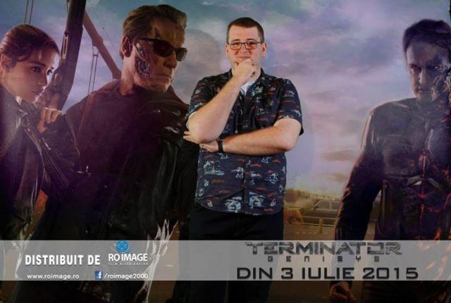 Terminator Emil Calinescu
