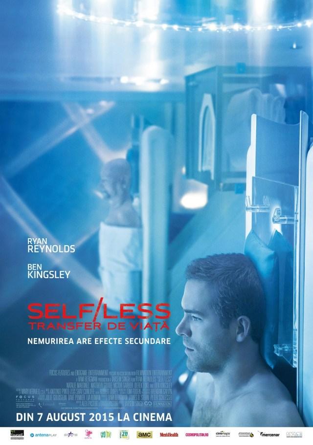 SelfLess Poster