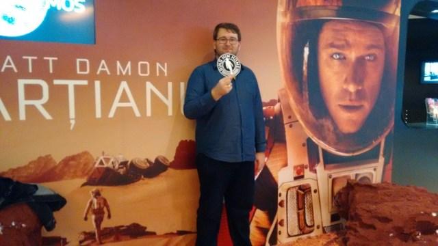 Emil Calinescu Martianul