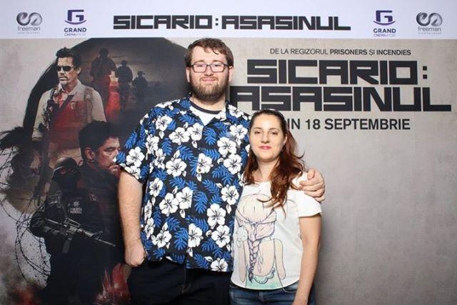 Sicario Raluca Uluiteanu Emil Calinescu