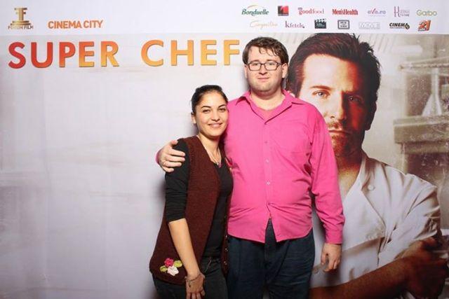 Alexandra Emil Super-Chef