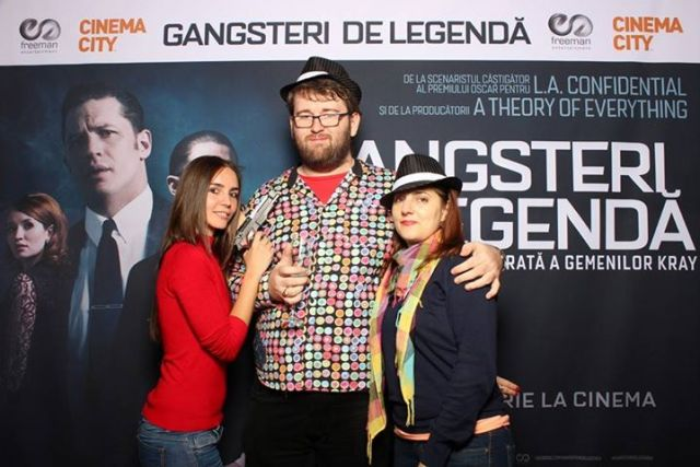 Film Gangsteri de legenda