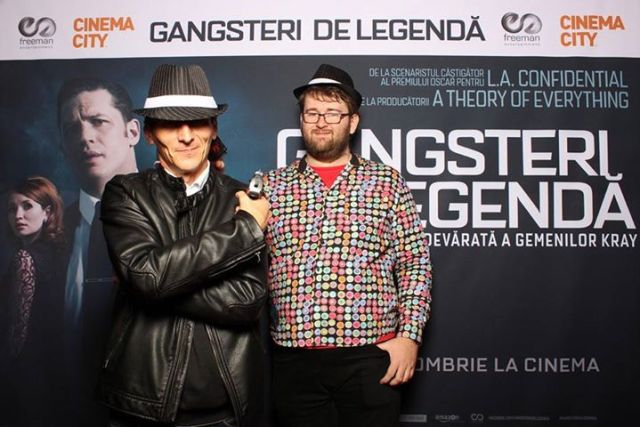 Gangsteri de Legenda Emil Calinescu Dan Coscai