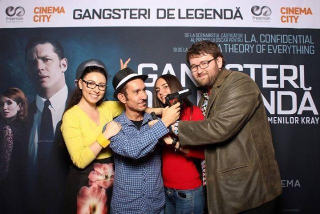 Gangsteri de legenda bloggeri
