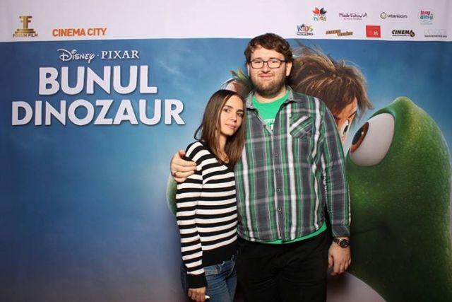 Bunul Dinozaur Adriana Dobre Emil Calinescu