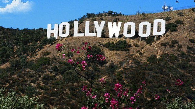 O calatorie ca-n filme. La Hollywood.