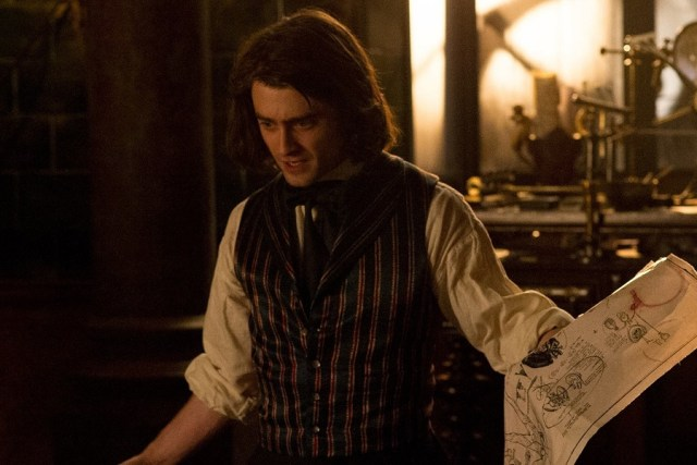 Victor Frankenstein caption