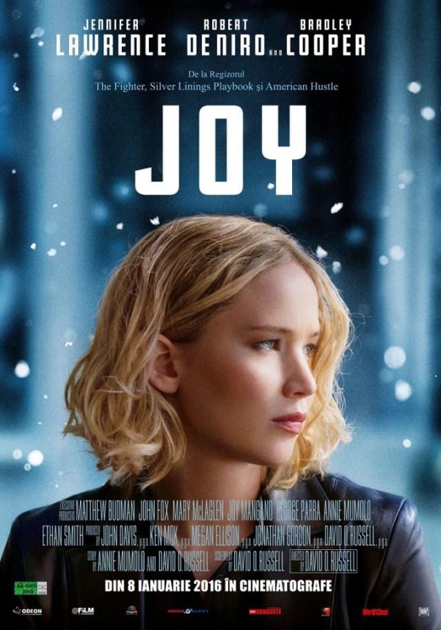 Joy poster Romania