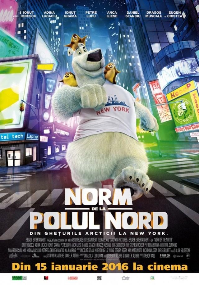 Norm de la Polul Nord POSTER ROMANIA