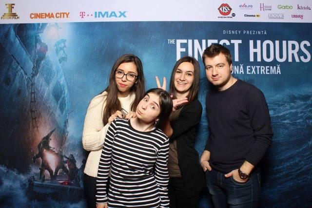 The Finest Hours Bloggeri Avanpremiera