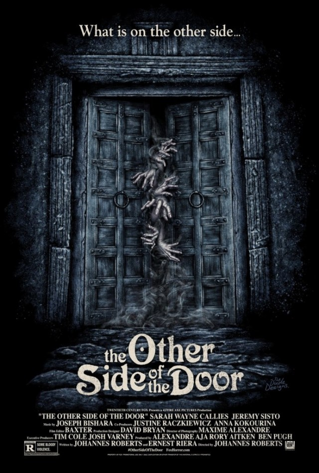 The other side of the Door - De cealalta parte POSTER ROMANIA