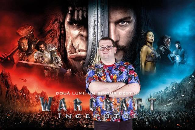 Emil Calinescu Warcraft Inceputul