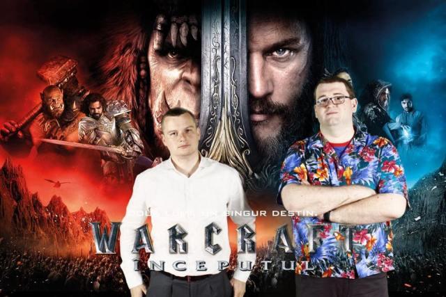 Warcraft Inceputul BLOGGERI