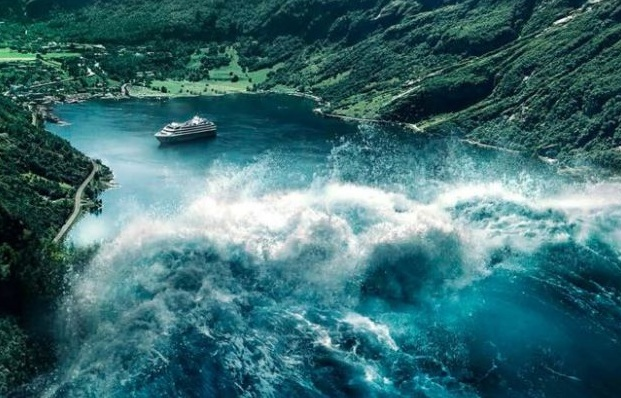 Bolgen - Valul Ucigas disaster movie