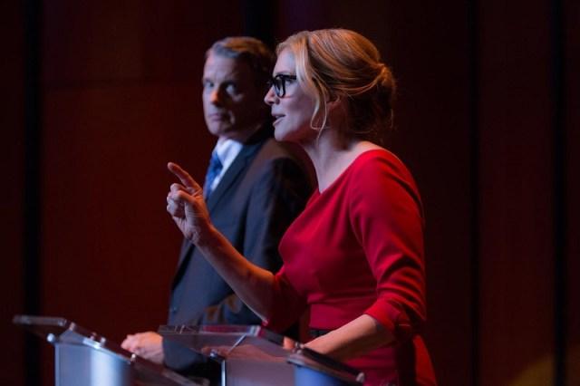 Cei doi candidati din film :)