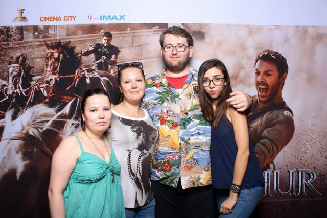 Ben-Hur (2016) Bloggeri