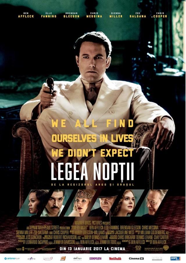 Live by Night – Legea noptii