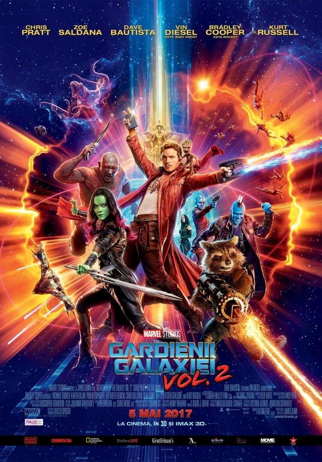 Gardienii Galaxiei Vol 2