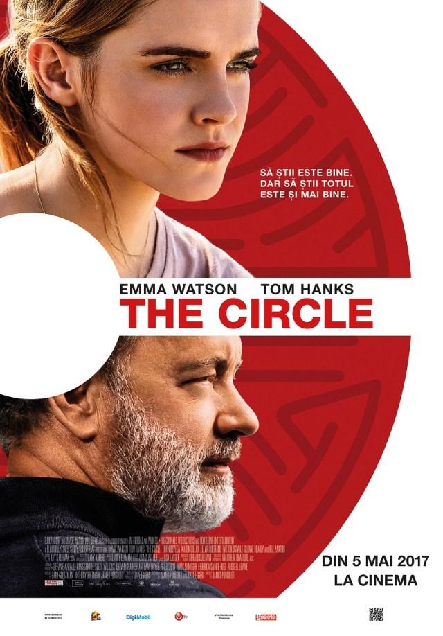 The Circle pune niste probleme foarte interesante