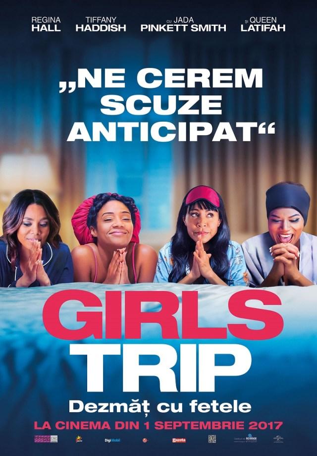 Robert Burcea despre Girls Trip: Dezmat cu fetele