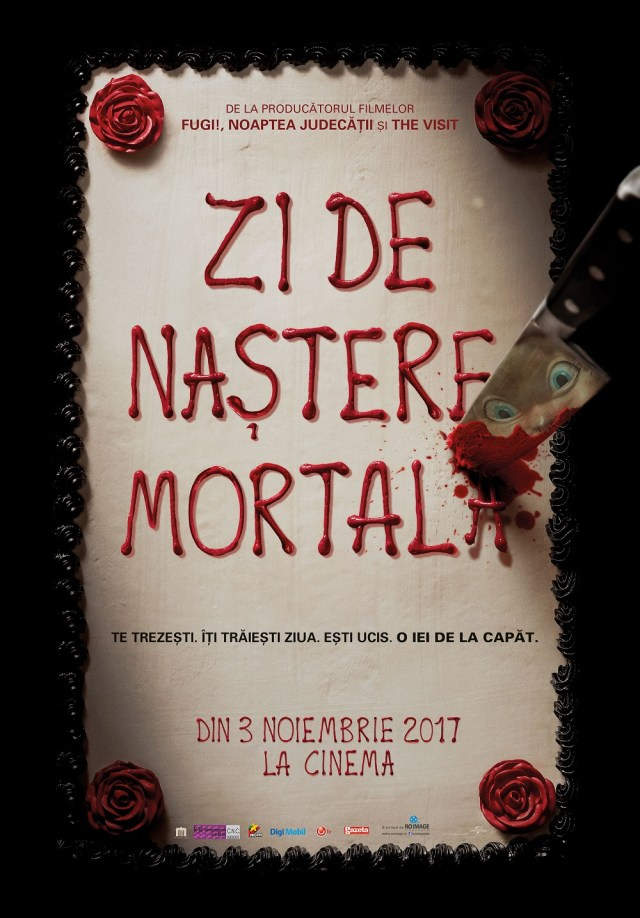 Zi de nastere mortala – Happy Death Day