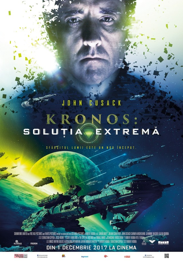 Singularity – Kronos: Solutia Extrema