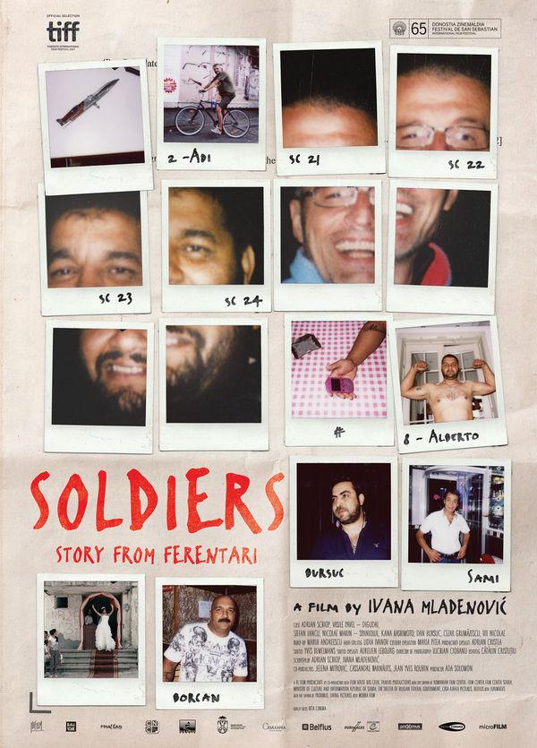 Soldatii. Poveste din Ferentari scris DIN PANTELIMON!