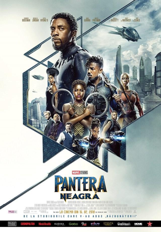 Black Panther – Pantera Neagra NU este un film de sine statator