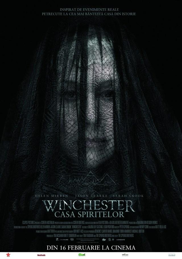 Winchester: Casa Spiritelor – sa ecranizam povestea unor case bantuite celebre