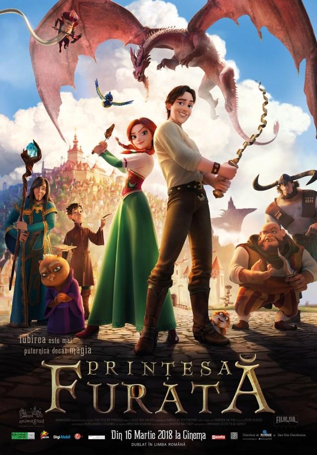 Ana Marin despre Stolen Princess – Printesa Furata