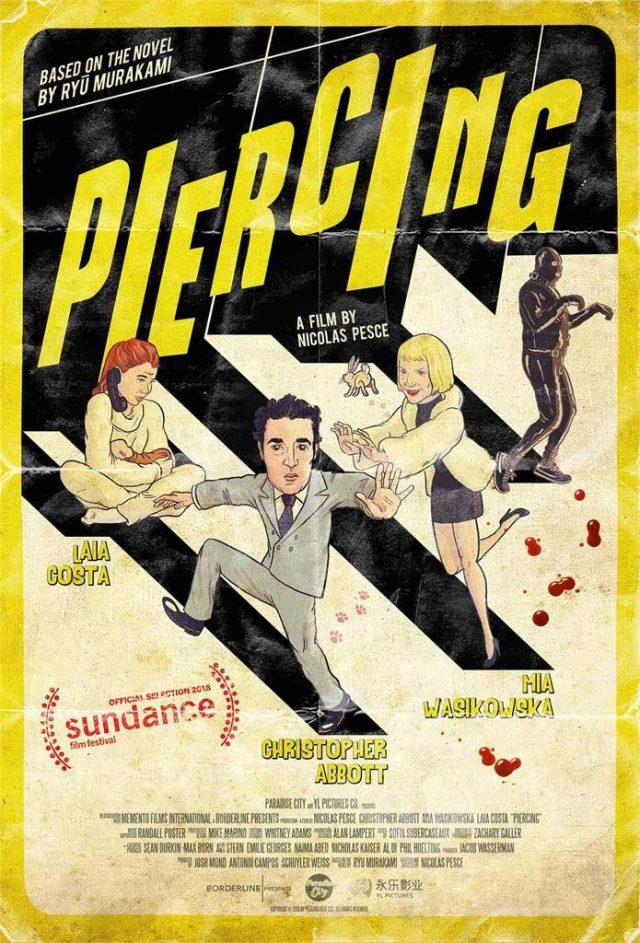Piercing – TIFF 2018