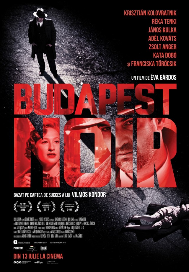 Budapest Noir – un thriller maghiar decent – TIFF 2018