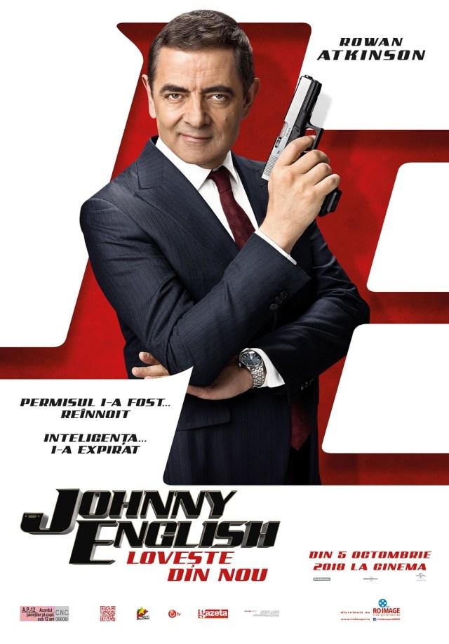 Johnny English Strikes Again – Johnny English loveste din nou