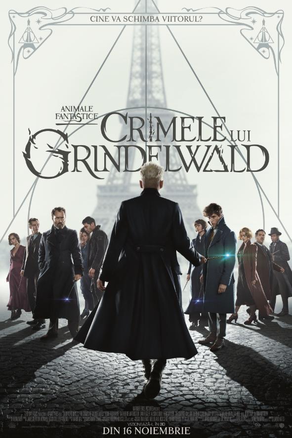 Mirabela Vornicu: Animale Fantastice: Crimele lui Grindelwald – misto film, dar unde-i actiunea?