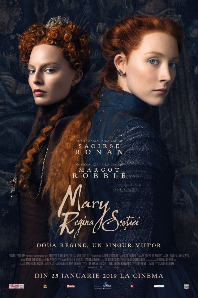 Mary regina Scotiei – Mary Queen of Scots