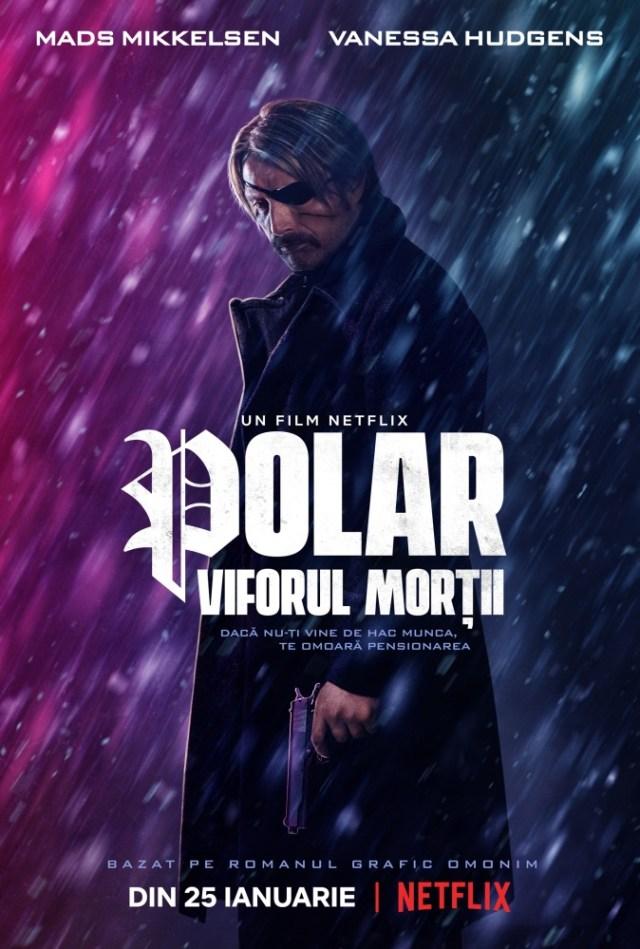 Polar: Viforul mortii – Netflix