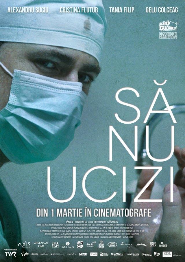 Sa nu ucizi este un film APROAPE util, dar prea romanesc