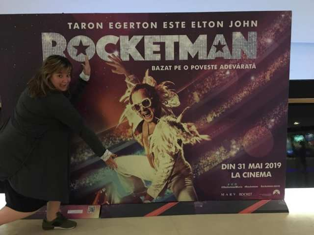Rocketman Ana Marin