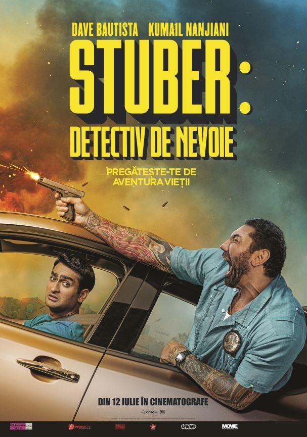 Ana Marin despre Stuber: Detectiv de nevoie