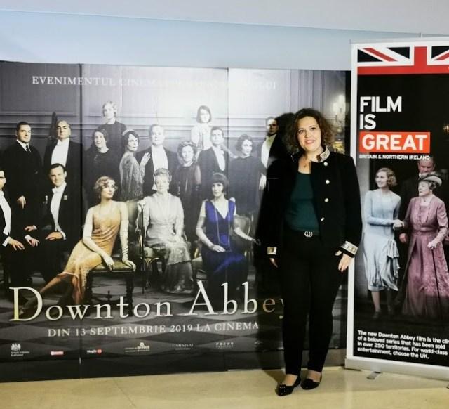 Downton Abbey Ioana Zamfir