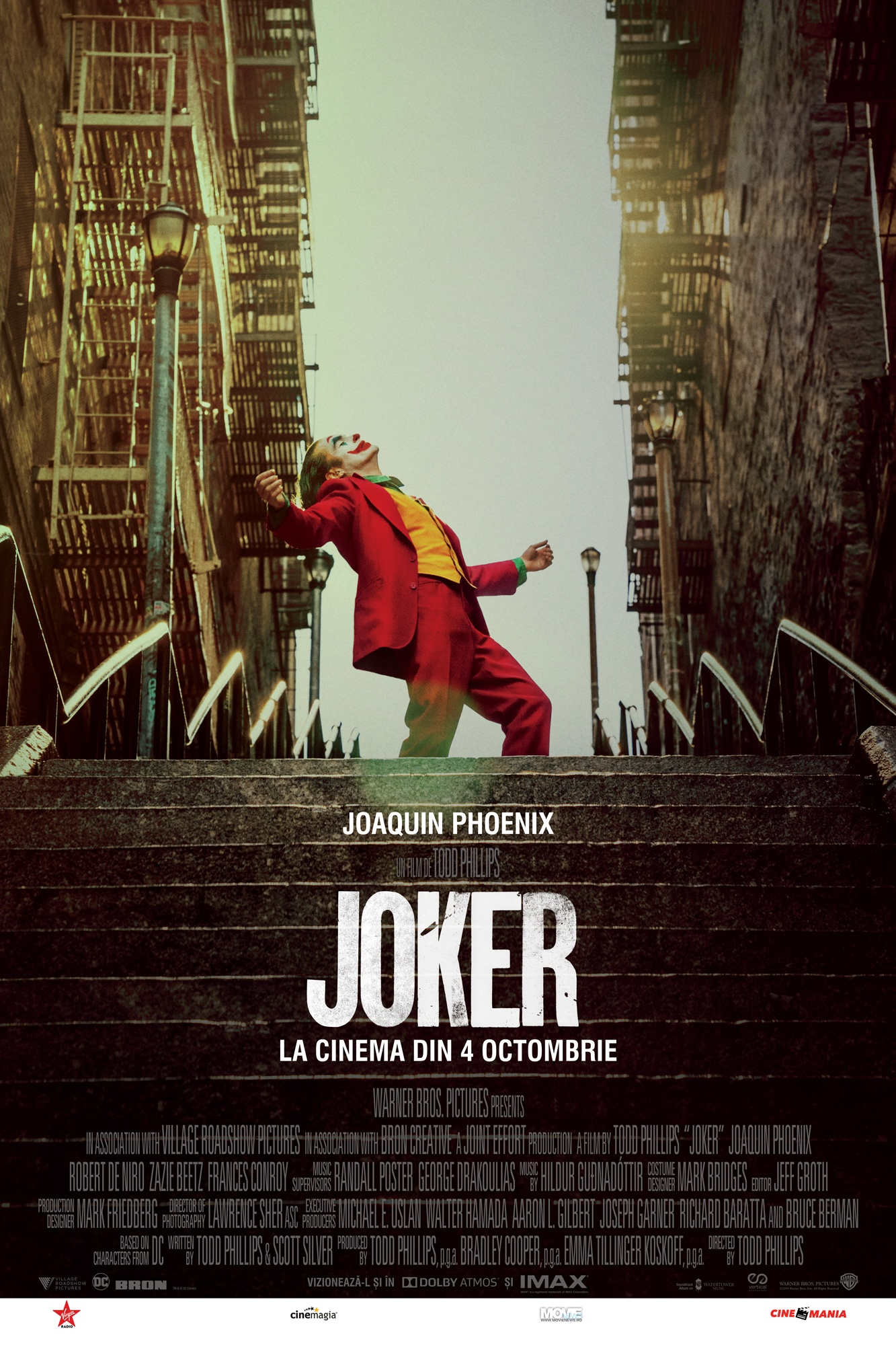 Joker Poster Romania
