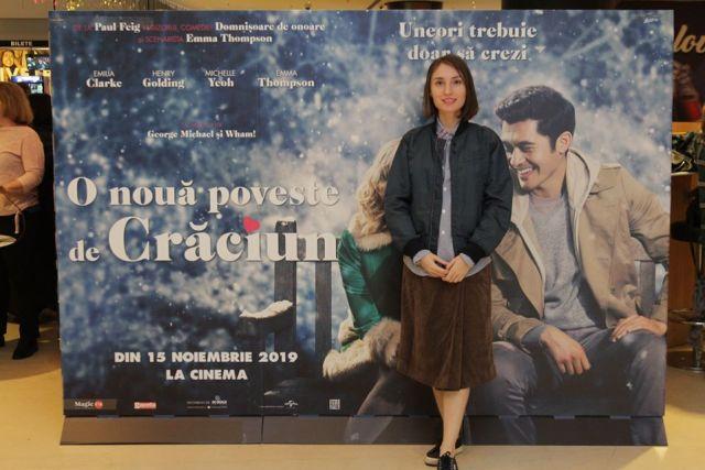 O noua poveste de Craciun - Ioana Constantin