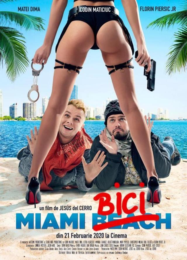 Miami bici (Netflix) – cel mai comercial film romanesc din istorie