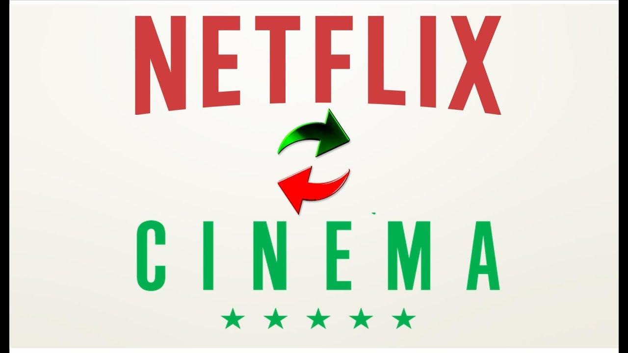 Filme de vazut la cinema vs filme de vazut pe canapea netflix
